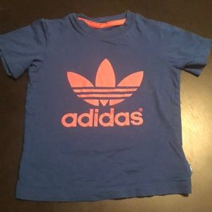 Adidas originals kids shirt